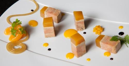 Cuisine raffinée et innovante