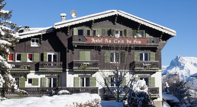 Hotel Au coin du feu Megeve