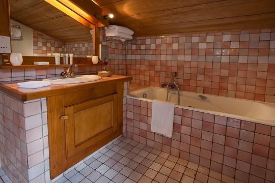 Salle de bain Megeve